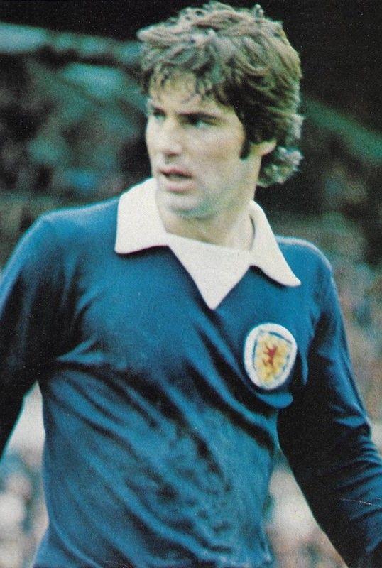 Martin Buchan Scotland 1974