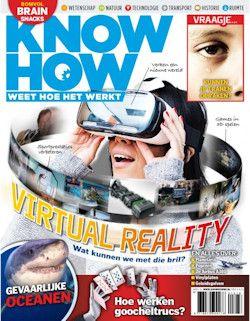 Proefabonnement: 3x Know How € 10,-: Know How: het tijdschrift dat weet hoe het werkt. Iedere maand worden honderden vragen beantwoord. Neem nu een proefabonnement voor slechts een tientje!