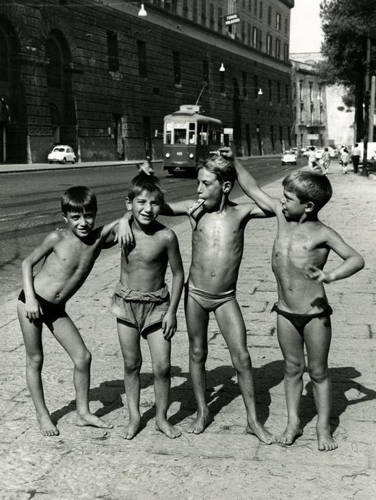 'Vicoli di Napoli' | foto: mario cattaneo