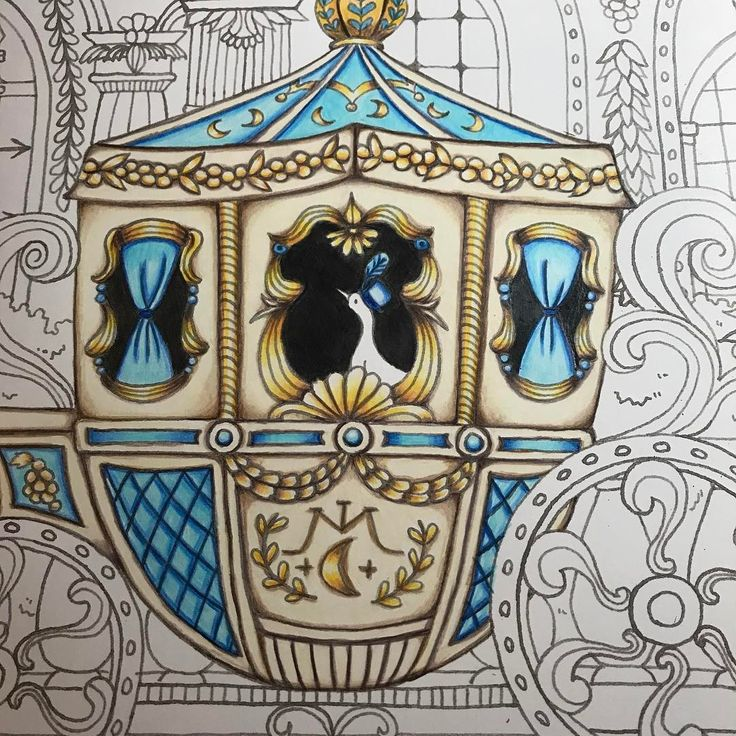 "69 Likes, 3 Comments - Laura Gaunt Heath (@lala_colorgurl) on Instagram: ""#wip #romanticcountry2 #romanticcountry #polychromos #adultcoloring"""