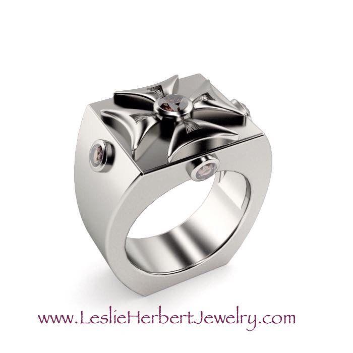 The MORGAN ring.