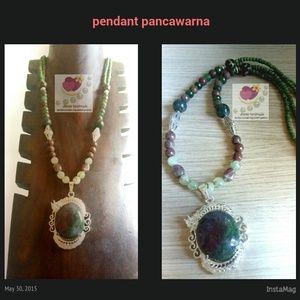 Order contact bio #pendant #kalungcantik #kalungetnik #kalungbatu #jewelry #jualkalung #jualaksesoris #handmade #handmadejewelry #dheveehandmade #fashion #style