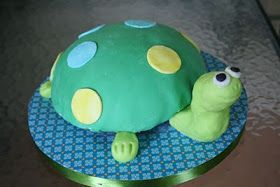 Sew Can Do: CraftShare Week 4: Turtle Cake & Modeling Chocolate!!