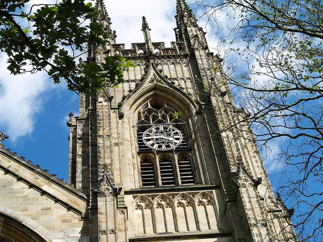 Priory Church, Bridlington Old Town by Ifeoma Onyia, via Flickr
