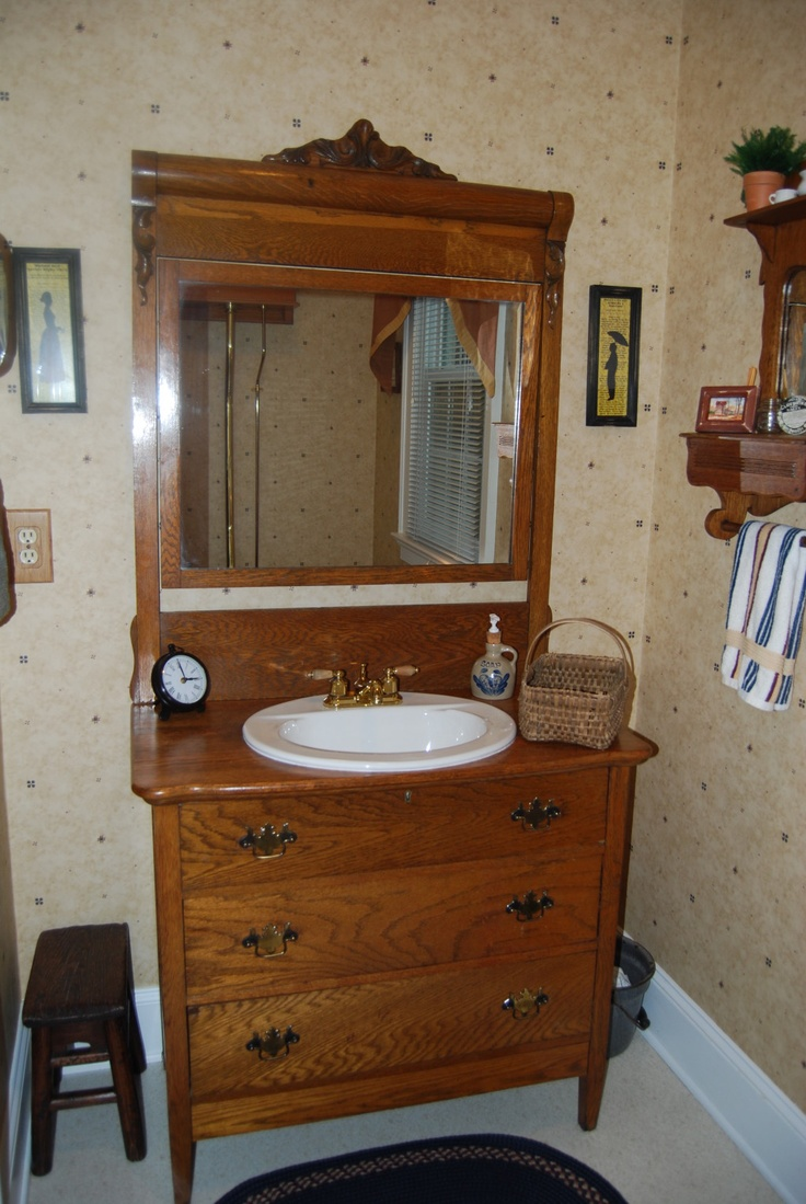 Country bathroom vanity - 191 Best Images About Bathroom Ideas On Pinterest Room Home And Bathroom Ideas