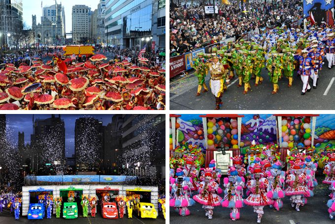 New Year's Day In Philadelphia 2014: A Guide To The 114th Annual Mummers Parade, Where To Watch, What To Expect And More
