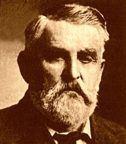 Charles Goodnight, famed west Texas rancher and basis for the character of Woodrow Call in LONESOME DOVE.