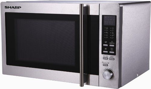 Sharp R-92STW Four Micro-Onde Multifonction 28 L 1100 W Classe: A+++ Inox
