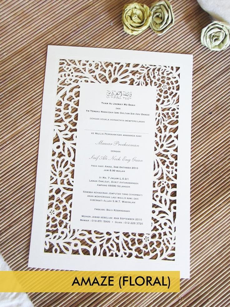1000 Ideas About Wedding Card Design On Pinterest