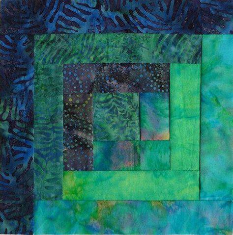 42+ trendy patchwork quilt blocks log cabins