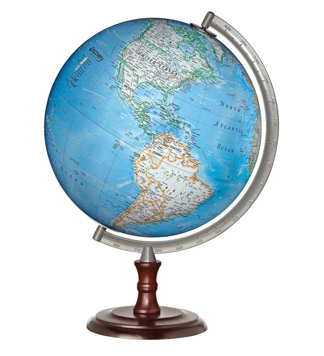 Magnetic levitation floating world map globe 8 rotating planet earth ultimate globes specializes in the sale of world globes and maps for the home office and gumiabroncs Images