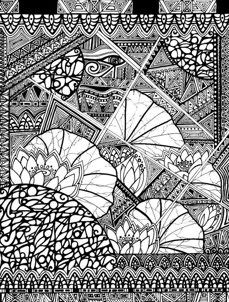 Lotus Incantation by lauraborealisis on DeviantArt