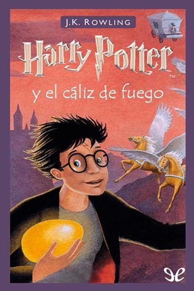 epublibre - Harry Potter y el cáliz de fuego