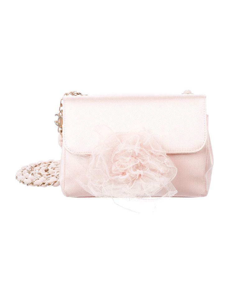 Classic Floral Mini Bag
