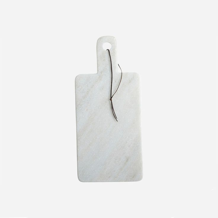 Cutting Board, White, House Doctor