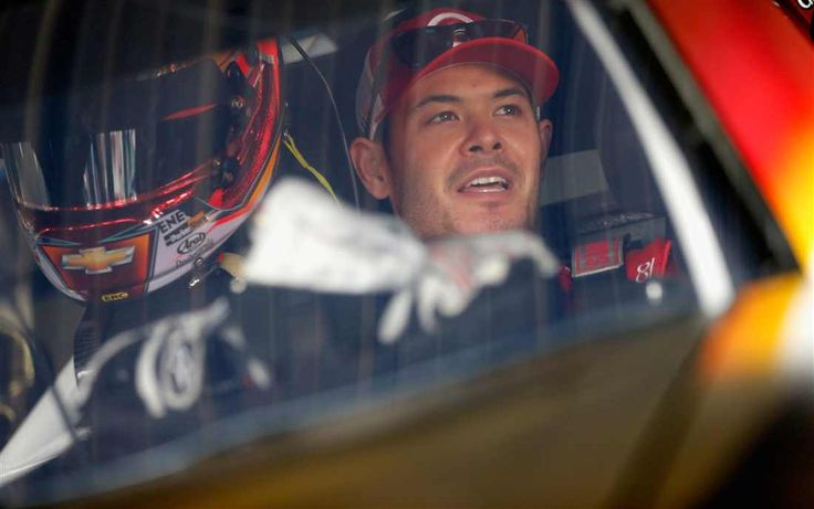 At-track photos: Pocono, Iowa Sunday, July 30, 2017 Kyle Larson, driver of the No. 42 Energizer Chevrolet, sits in his car during practice for the Monster Energy NASCAR Cup Series Overton's 400 at Pocono Raceway on July 29, 2017. Photo Credit: Photo by Jonathan Ferrey/Getty Images Photo: 55 / 67
