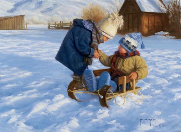 Cold Hands by Robert Duncan