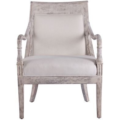 Shabby Chic Dauphin Chair   Vintage French. French StyleCastleOccasional ...