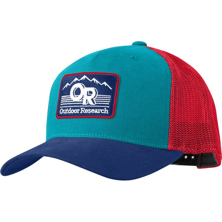 Outdoor Research - Advocate Trucker Cap - Typhoon