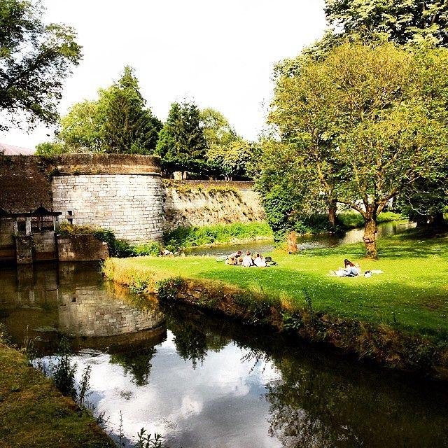 Perfect Sunday for a... déjeuner sur l'herbe - Maastricht Mtricht