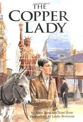 The copper lady by Alice Ross