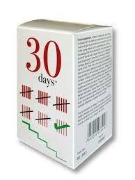 30 days tabletta 120db