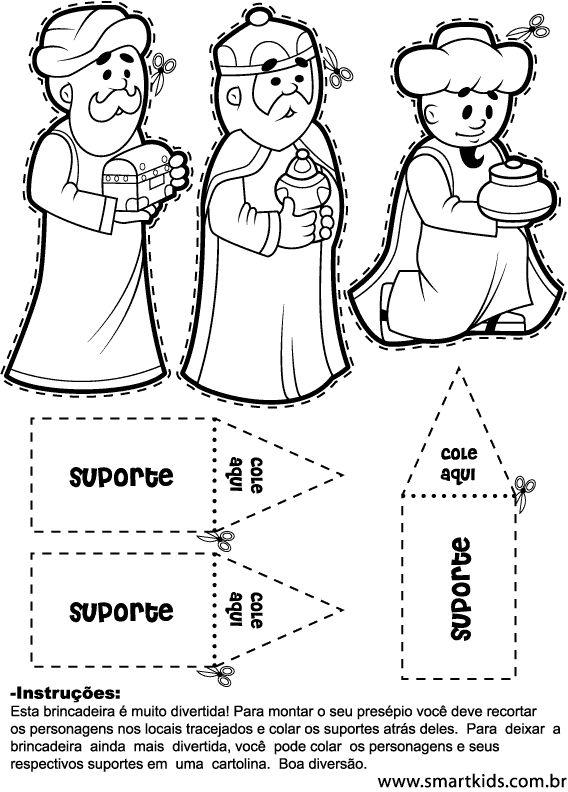 printable manger scene