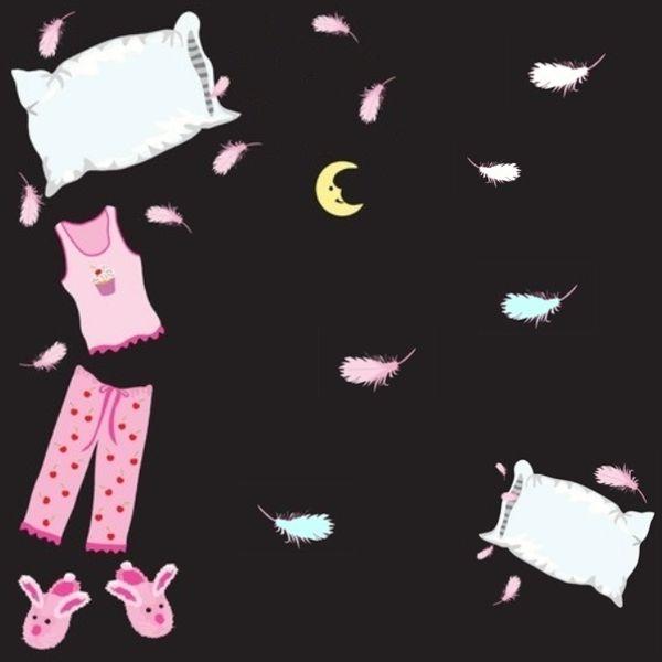 jeux pour une soirée pyjama