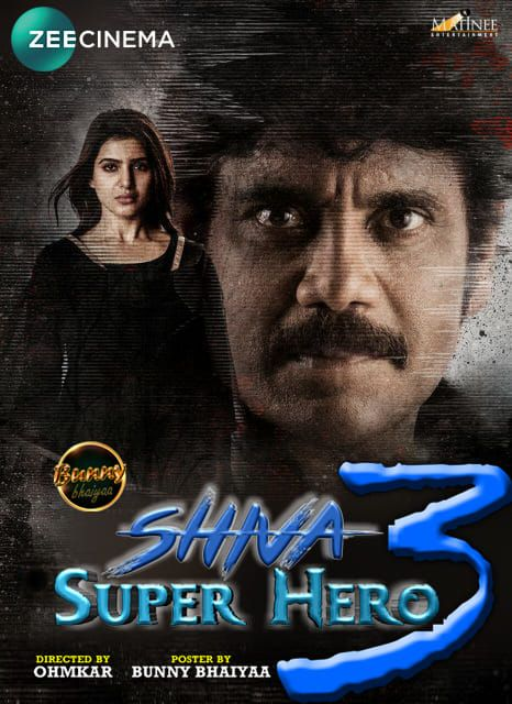 Shiva The Super Hero 3 (2019) ORG Hindi Dubbed 720p HDRip 1GB ESubs