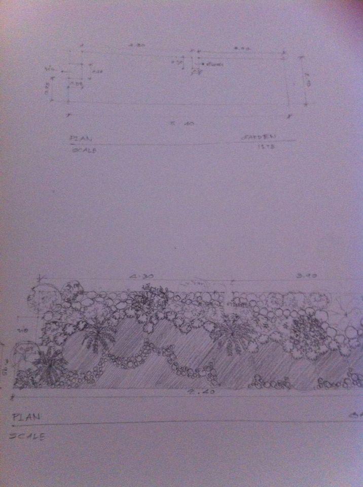 Landscape design (secound student)
