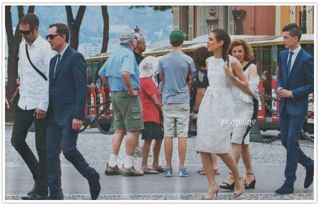 Charlotte et Gad ont baptisé leur fils à Monaco