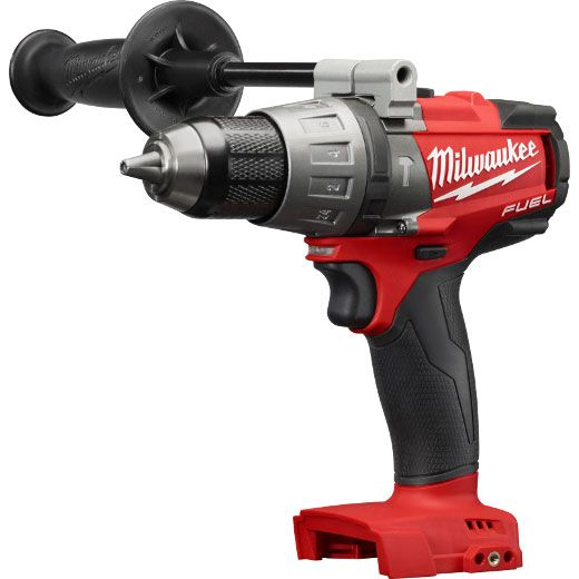 "Milwaukee 2704-20, M18 FUEL Brushless 1/2"" Hammer Drill/Driver (Bare Tool) http://cf-t.com/product/milwaukee-2704-20-m18-fuel-brushless-12-hammer-drilldriver-bare-tool/"