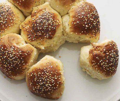"Basic Pull-Apart Challah Recipe by Jamie Geller from ""Joy of Kosher ..."
