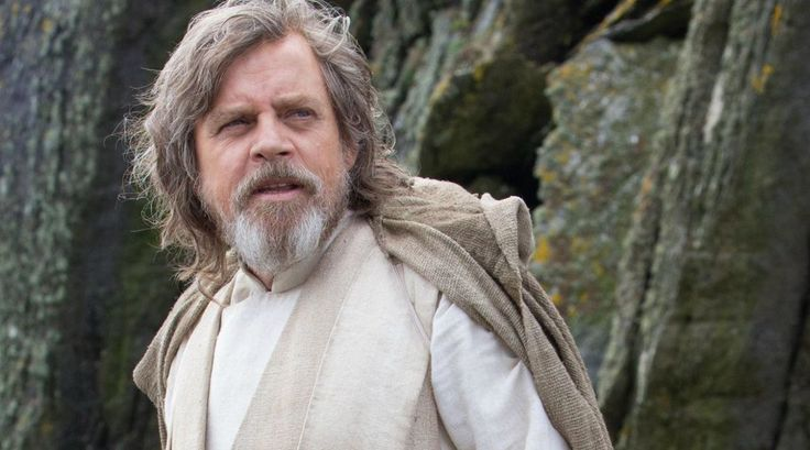 Mark Hamill seems pretty excited about how the new Star Wars trilogy is turning out, but that wasn't always the case — at least not when he read the first draft of The Last Jedi.