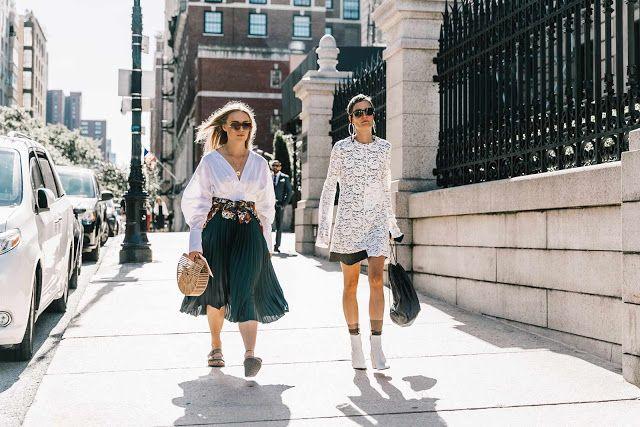 Street Style Spring- Summer 2018
