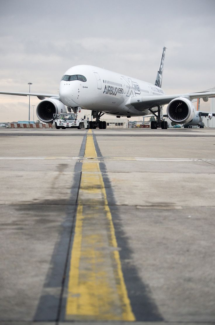 Airbus A350 XWB.   Aviation airplane, Aviation, Airbus