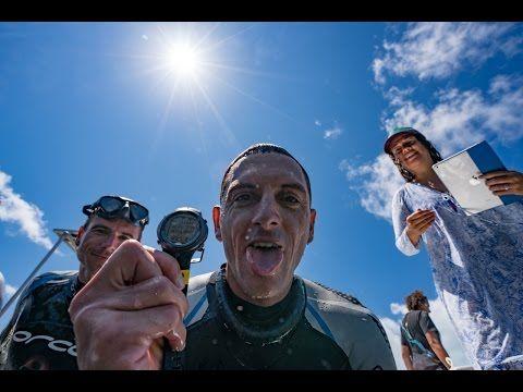 Immersione in apnea record: 122 metri in 4' e 24'' per William Trubridge - Blog Bahamas