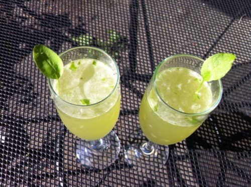 Sorrel Daiquiri Recipes — Dishmaps