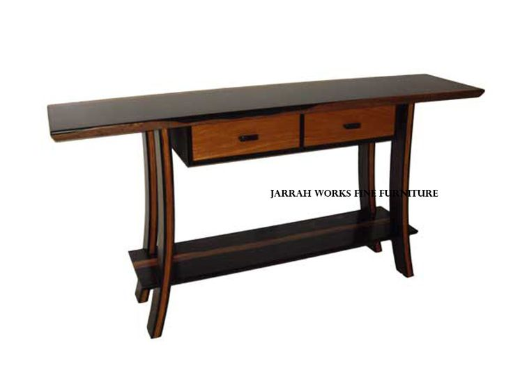 Kumagong And Narra Japanese Style Hall Table