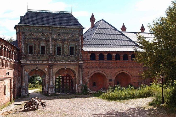Courtyard Krutitskoe Крутицкое подворье