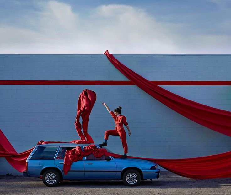 Playful Look Into Car Culture In California  Best of Web Shrine