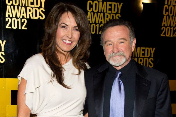 Robin Williams's Widow Points to Dementia as a Suicide Cause - NYTimes.com