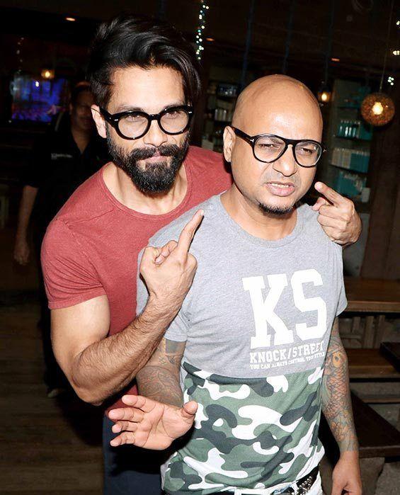 25 best ideas about shahid kapoor on pinterest for Aalim hakim salon delhi