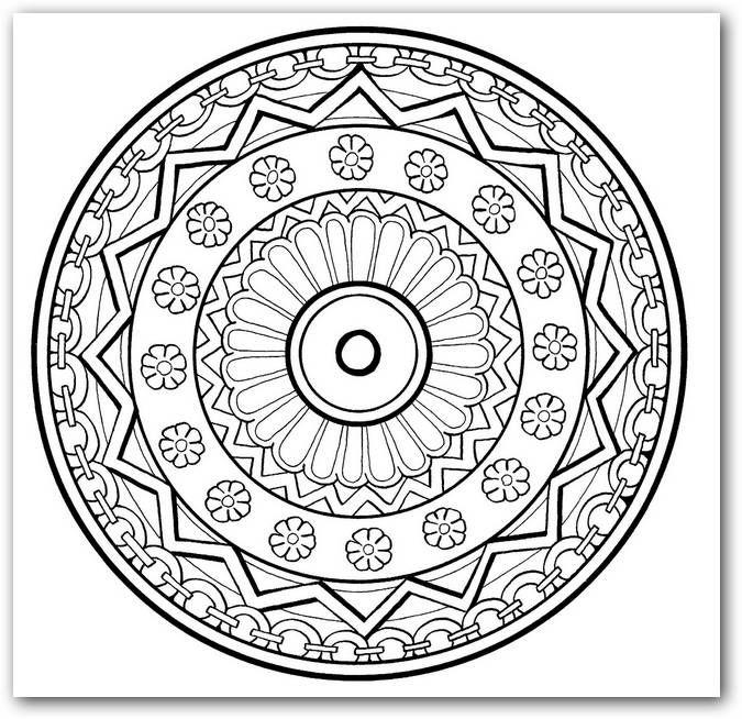 17 Best Images About Mandalas On Pinterest Dibujo
