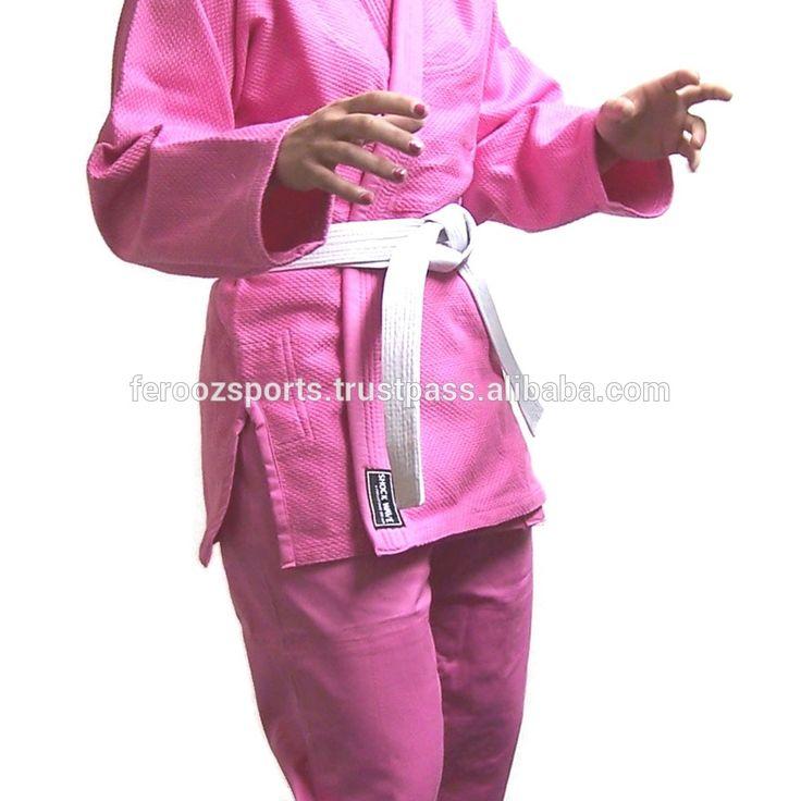Pink Brazilian Jiujitsu Gi / BJJ Uniforms/ Kimonos