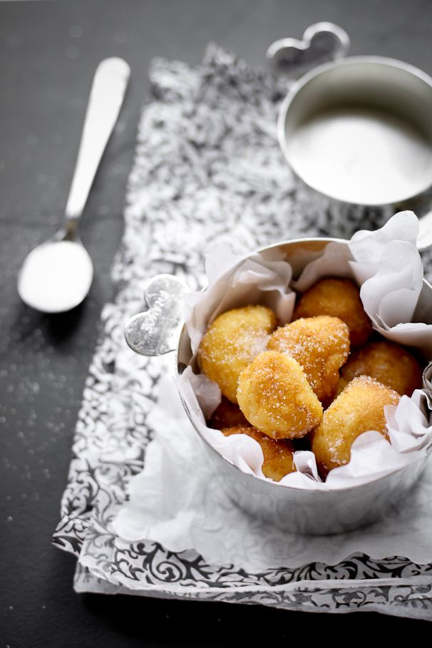 VANIGLIA - storie di cucina: frittielle di riso (di Juls!)
