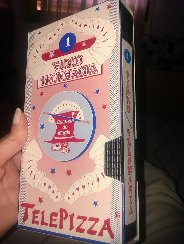 "Telepizza España en Twitter: ""Telepi-vintage :D RT @beatrizmmaestro: Limpieza de…"