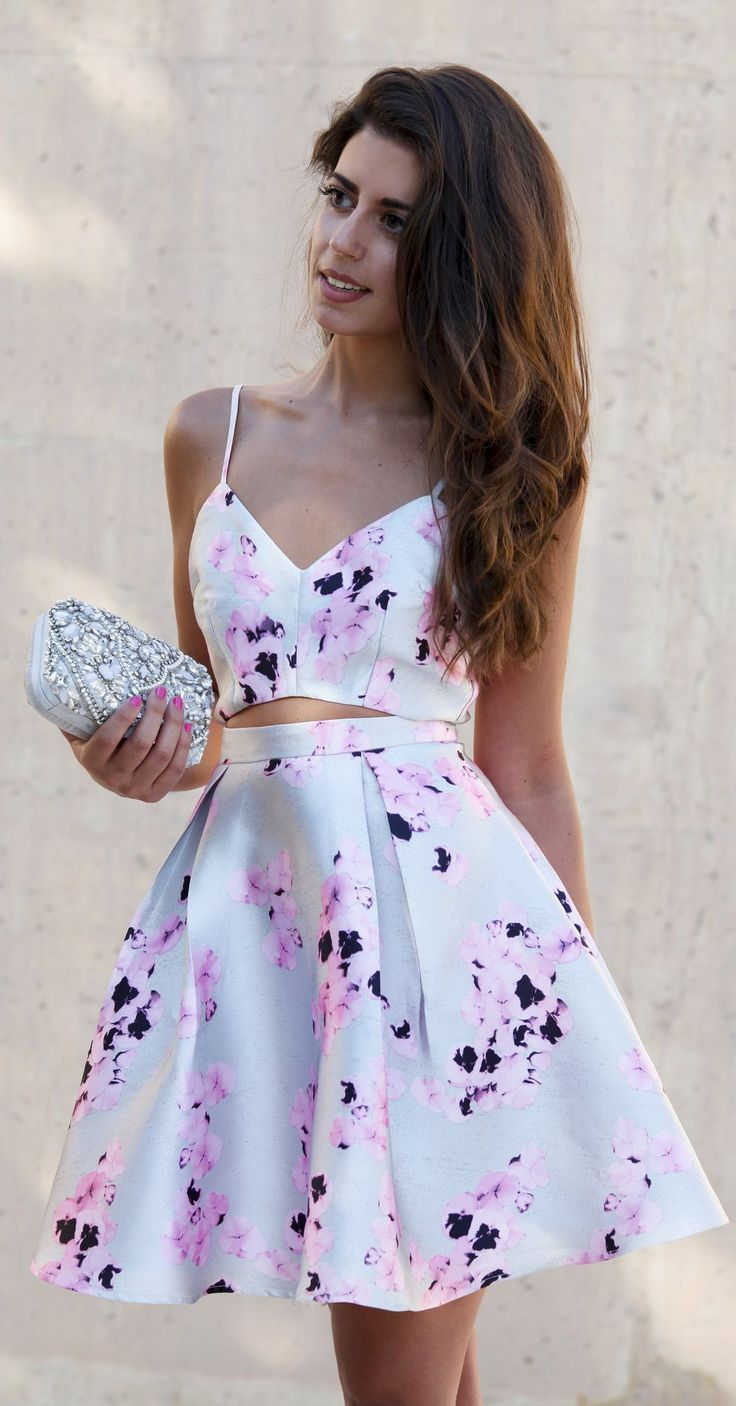 Floral Summer Dress by 1sillaparamibolso