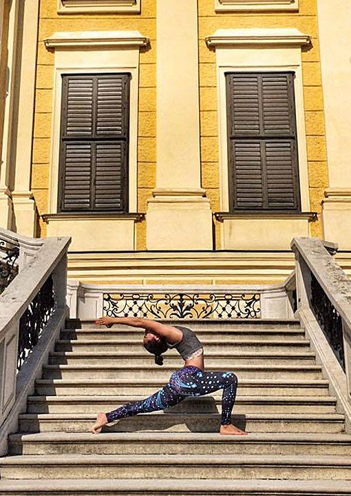 Dark Nebula  Leggings D5 by Public Beta Wear  Leggings for yoga, parties, festivals. Glow in blacklight. #yogawear #yogaleggings #asana #publicbetawear