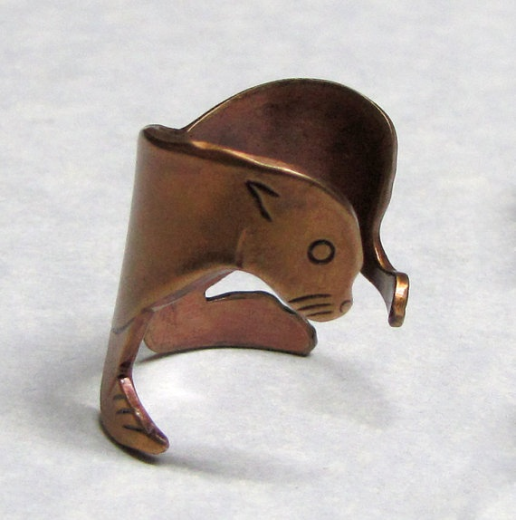 Sea Lion Ring